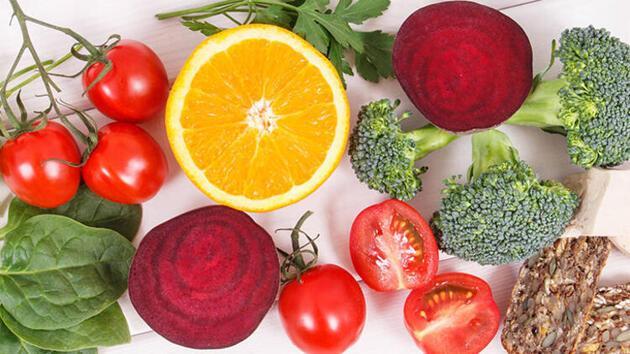 Yedikleriniz ile ruhunuzu tazelemenin 10 basit yolu
