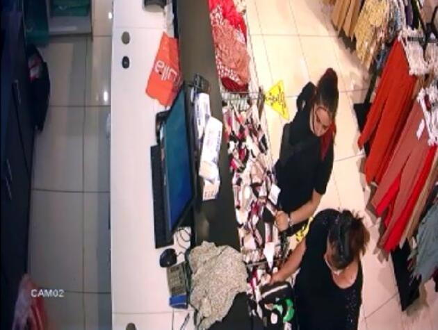 Son dakika... Mağazada unutulan altın dolu çantayı çalan şüpheli yakalandı