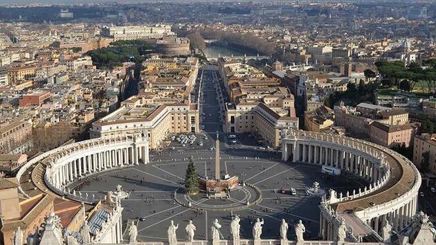 Son dakika... Papa'dan Ayasofya kararı sonrası ilk yorum
