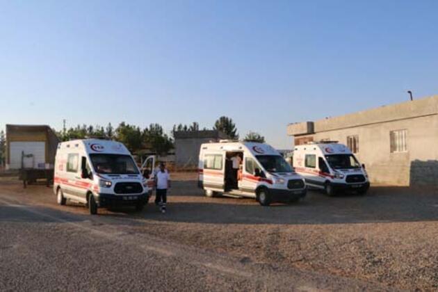 Husumetli aileler arasında çatışma çıktı!  1 ölü, 5 yaralı