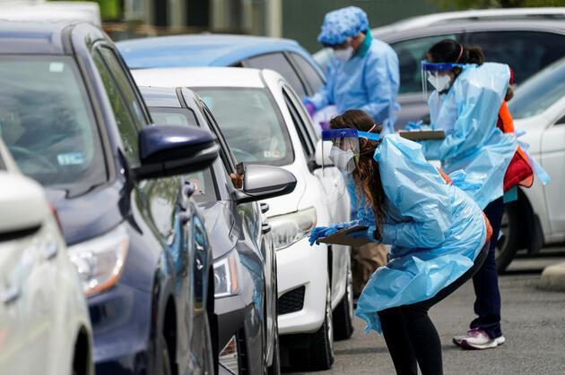 Son dakika... Koronavirüs kabusu devam ediyor: Vaka sayısı 13 milyonu geçti