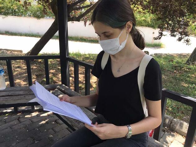 Son dakika... Şort giydiği için darp edildiğini iddia eden ODTÜ'lü Beril: Çığlık atarak kurtuldum