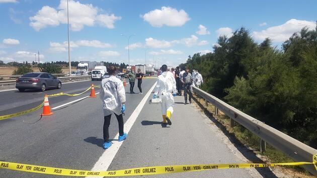 Son dakika... TEM kenarında dehşet: Ceset parçaları bulundu