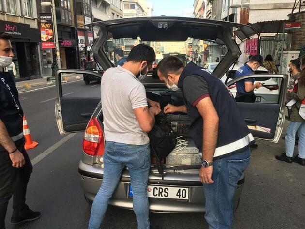 İstanbul'da 'huzur' uygulaması