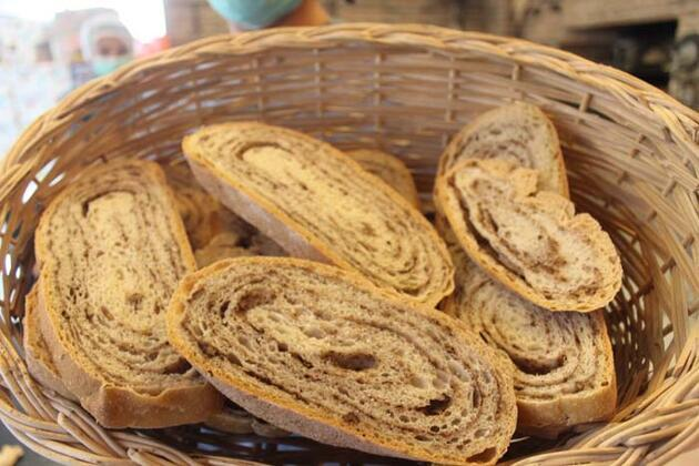 Cevizli ekmeğe yurtdışından talep yağıyor