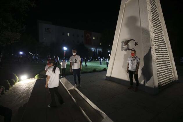 TBMM'de 'demokrasi nöbeti' başladı