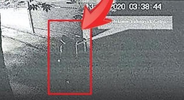 Yalın ayak kaçmış: Deniz Bulutsuz - Ozan Güven olayında kamera kayıtları ortaya çıktı