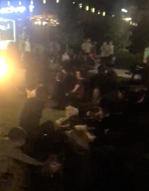 Son dakika... Vakaların arttığı Bursa'da endişelendiren görüntüler