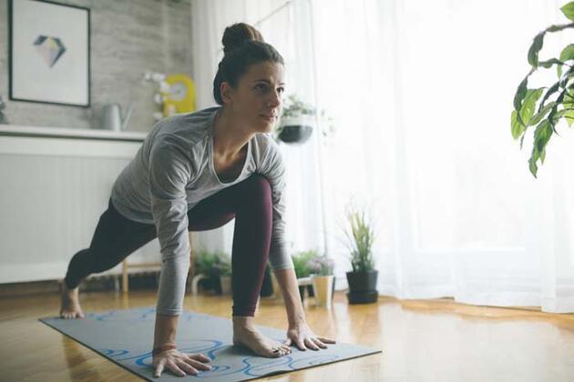 Akciğerleri iyileştiren nefes egzersizleri