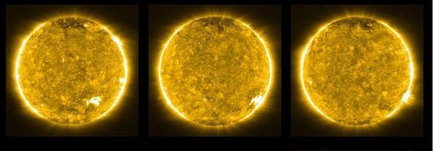 Son dakika... Güneş'i hiç bu kadar yakından görmemiştiniz