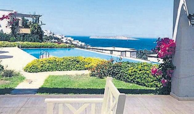 Fahriye Evcen ve Burak Özçivit'in 6 milyon TL'lik villası