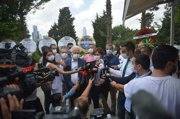 Seyfi Dursunoğlu son yolculuğuna uğurlandı