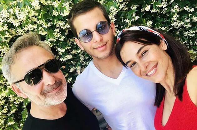 Arzum Onan'dan Mehmet Aslantuğ'a aşk dolu sözler