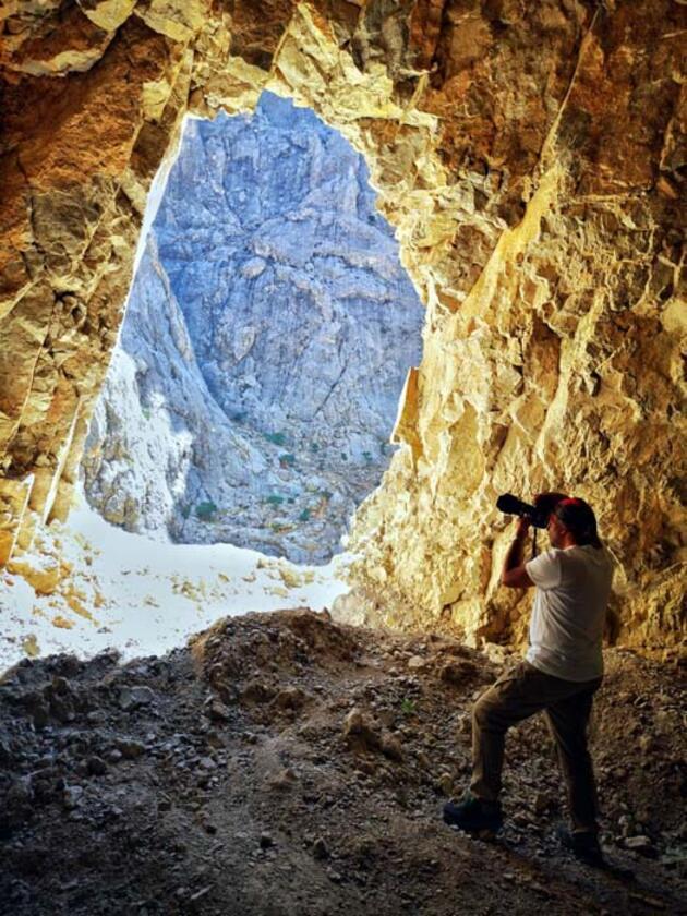 Maceraperestlerin vazgeçilmez adresi: Kemaliye Karanlık Kanyon