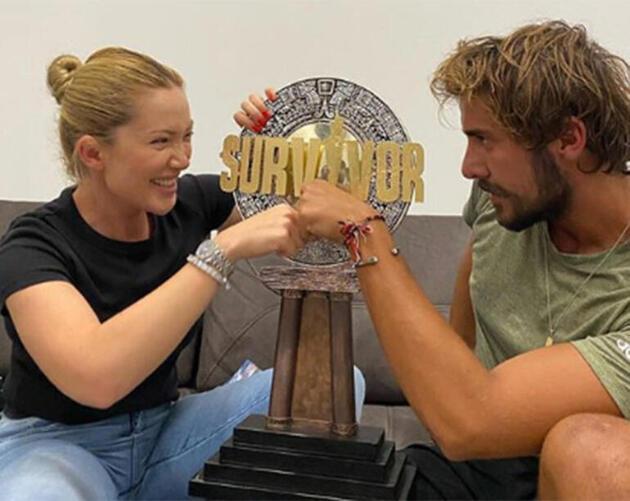 Ali Biçim: Survivor'ın şampiyonu Danla Bilic!