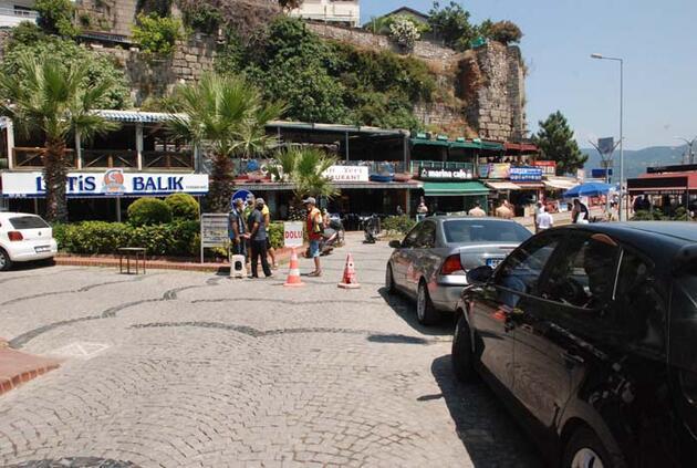 Amasra tatilcilerin akınına uğradı