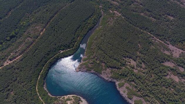 Türkiye'nin en kuzeyinde saklı bir koy: Hamsilos