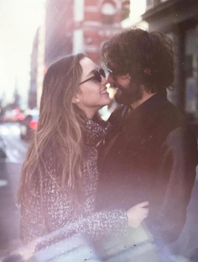 Birkan Sokullu ile Eda Gürkaynak'tan aşk pozu
