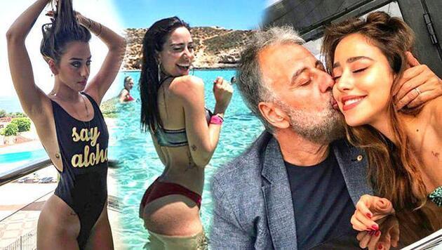 Zeynep Alkan'ın bikinili pozuna beğeni yağdı