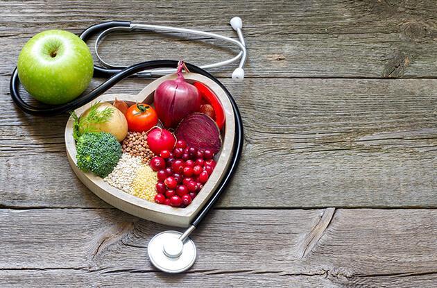 Kalbini seven bu besinleri tüketsin!