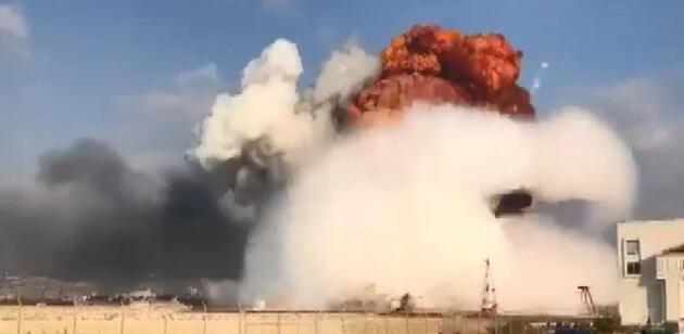 Son dakika! Beyrut Büyükelçisi CNN TÜRK'te anlattı! Patlama sabotaj mı, ihmal mi?