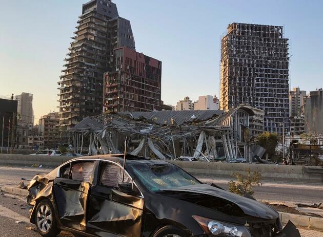 Komplo teorileri havada uçuşuyor: Beyrut'ta facia nasıl geldi?