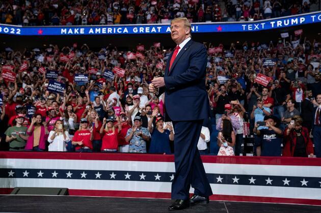 Trump mı, Biden mı? ABD'de son 9 seçimi bilen profesör tahminini açıkladı