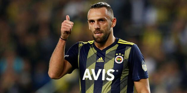 Son dakika... Vedat Muriç teklifi 18 milyon euroya yükseldi!