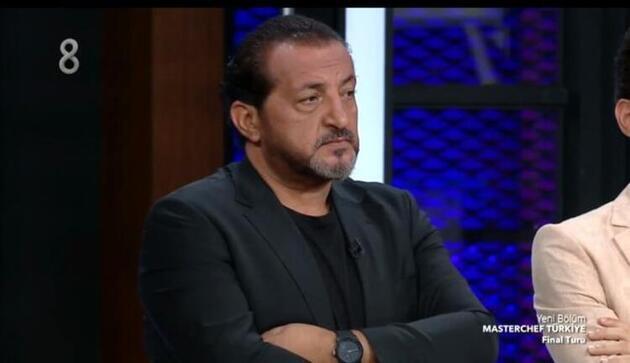 Masterchef'te Mehmet Yalçınkaya'nın duygusal anları
