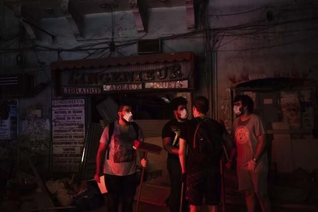Beyrut'taki patlamaya ilişkin Hizbullah'tan açıklama