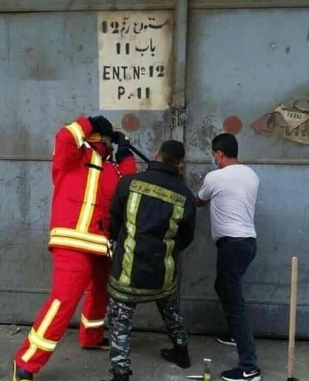 Son dakika haberler: Lübnan Devlet Başkanından patlamayla ilgili şoke eden sözler!
