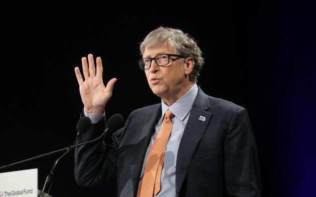 Dikkat çeken açıklama: Bill Gates koronavirüsün biteceği tarihi verdi