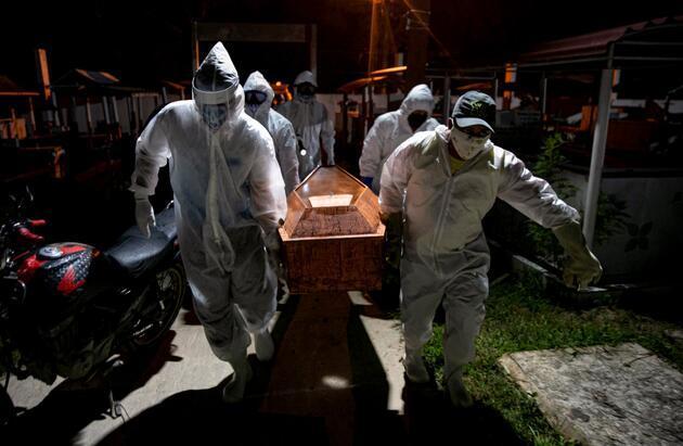 Vaka sayısı 20 milyonu aştı: İşte koronavirüste anbean yaşananlar