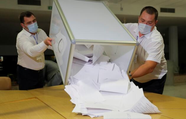 Belarus'ta seçim sonuçları açıklandı, ortalık karıştı!