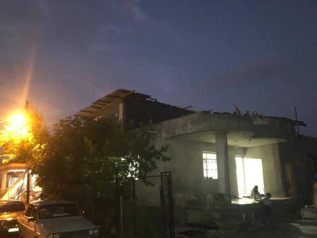 45 dakikalık yağış yetti! Osmaniye'de hayat felç oldu