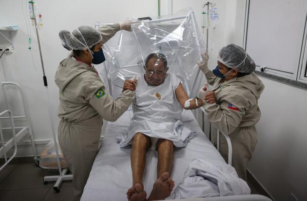 Can kaybı 745 bini geçti: İşte koronavirüste anbean yaşananlar
