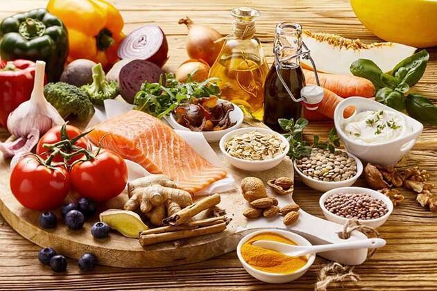 Vücudun tüm ihtiyacını karşılayan 6 süper besin!