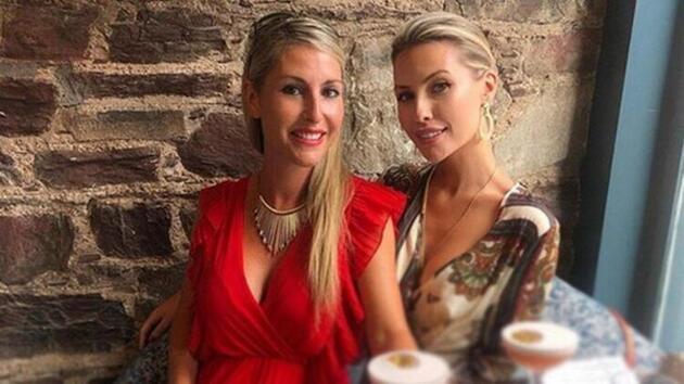 Chloe Loughnan ve annesine 'ikizler' yorumu