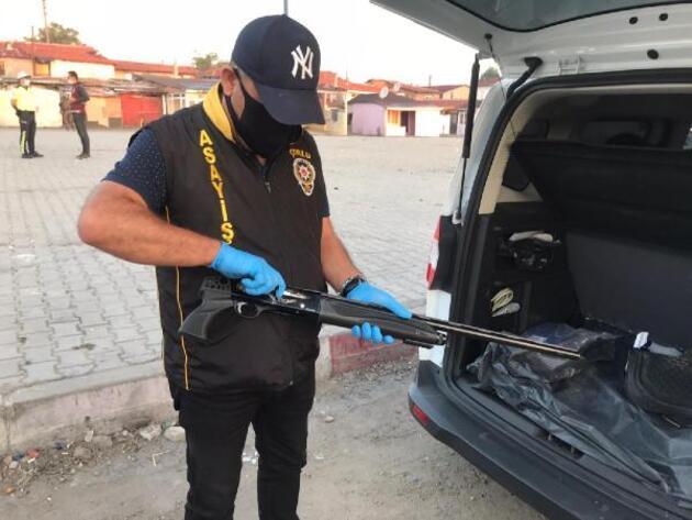 Son dakika... 220 polisle hava destekli asayiş operasyonu: 14 gözaltı