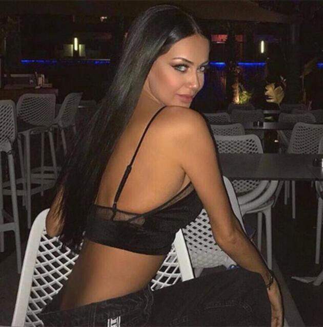 Ozan Doğulu-Hera Aslan, Bodrum tatilinde