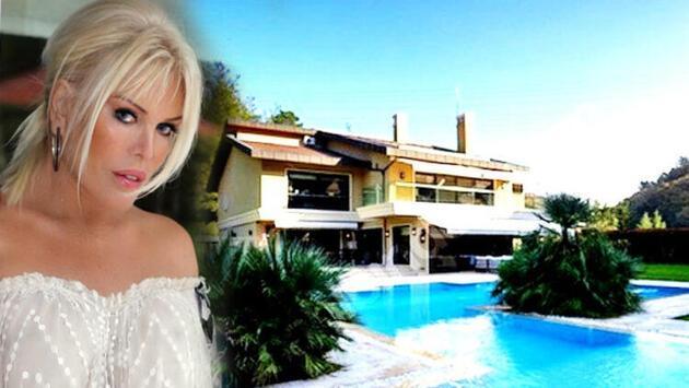Ajda Pekkan ultra lüks villasını satışa çıkardı! Fiyatı dudak uçuklattı