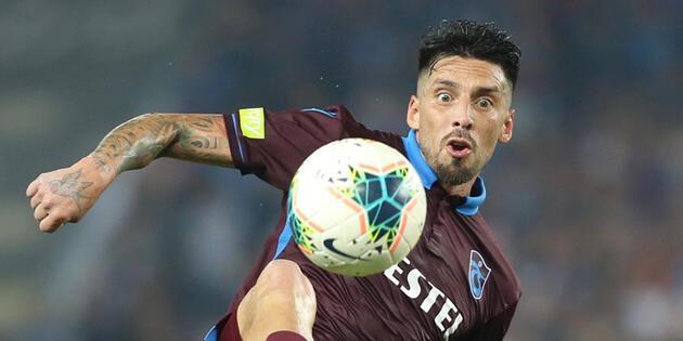 Son dakika... Jose Sosa Fenerbahçe'ye imza atacak
