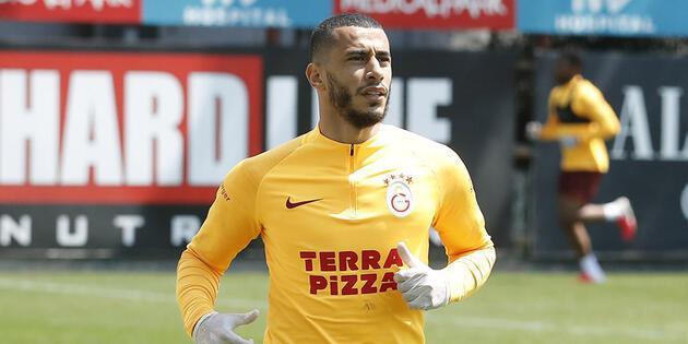 Son dakika... Galatasaray Belhanda'yı bekliyor!