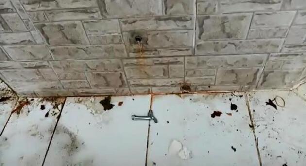 Son dakika... Şehit asker için yapılan hayratın muslukları çalındı