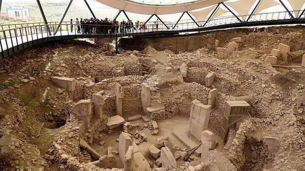 Son dakika... Göbeklitepe'nin kalıntıları TÜBİTAK'ta tarihlendiriliyor