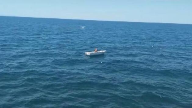 Son dakika... Marmara Denizi'nin ortasında 3 gündür mahsur kaldı