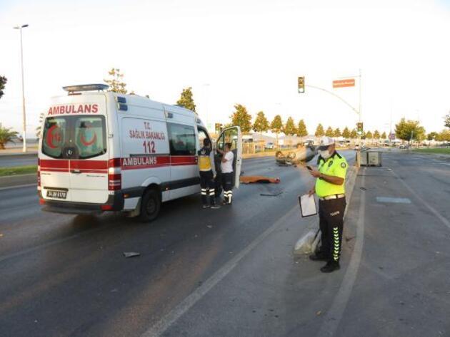 Son dakika! İstanbul Pendik'te feci kaza: 1 ölü