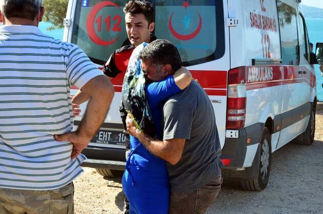 Son dakika... Babasının suni teneffüs yaptığı Ali Şan, hayata tutunamadı