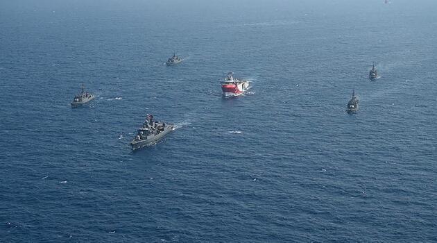 Doğu Akdeniz'de NAVTEX savaşları