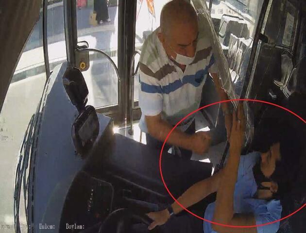 Son dakika... Maske tartışmasında otobüs şoförü saldırıya uğradı